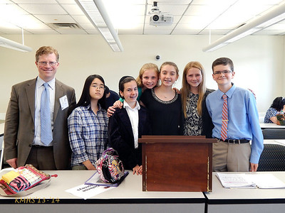 LS Mock Trial Competition 5-17-14MrCartier