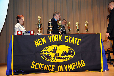 Science Olympiad Winners